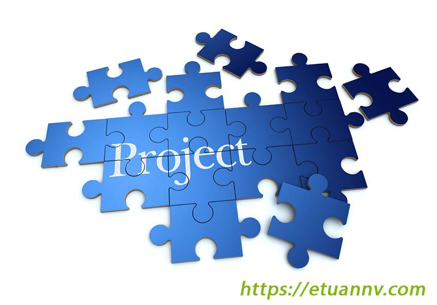 Dự án mới từ etuannv's blog