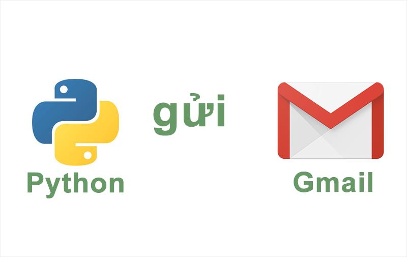 Mã nguồn Python gửi email
