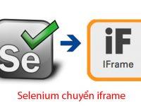 Python, Selenium lấy dữ liệu trong iframe