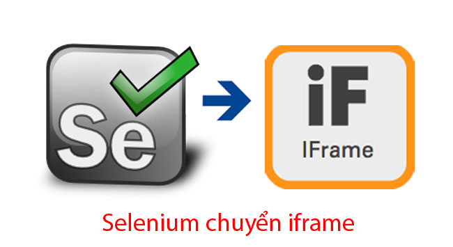 Selenium chuyển qua iframe
