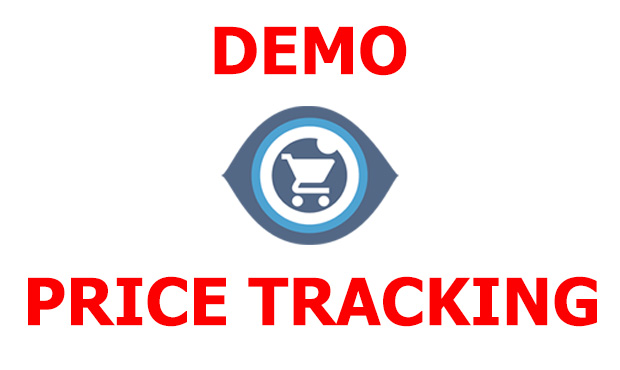 Demo for price tracking system