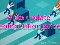 Auto update competition price